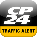 CP24 Traffic Alert icon