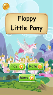 Floppy Little Pony