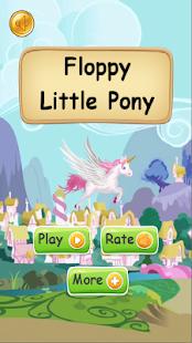 Floppy Little Pony