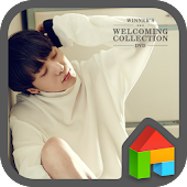 SeungYoon LINE Launcher theme