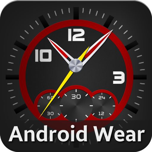 Watch Face Android - Motor 工具 App LOGO-APP試玩