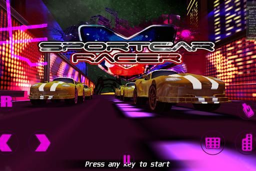 Speedy 3D Sport Car Racer Demo