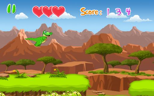 Where's The Alligator Running