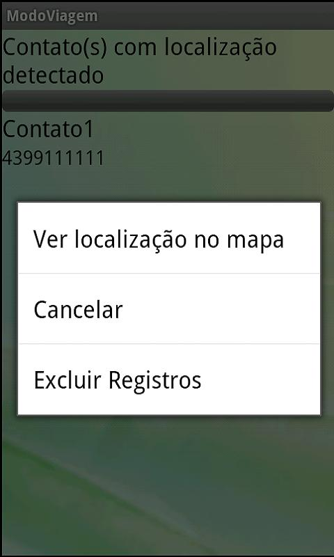 Rastreador celular/celular SMS - screenshot