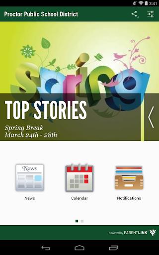 玩教育App|Proctor Public Schools免費|APP試玩
