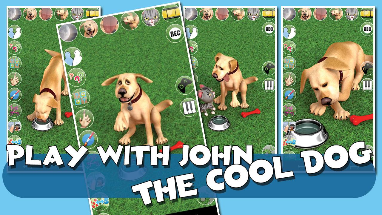Talking John Dog & SB Deluxe- screenshot