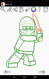 Game Learn to Draw Lego Ninjago APK for Windows Phone