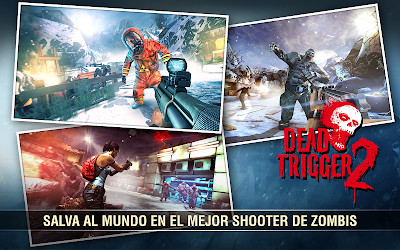 Dead Trigger 2: First Person Zombie Shooter Game APK 10