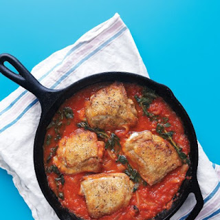 Chicken in Tomatoes.
