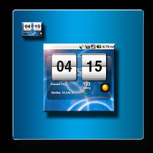 數位鐘 個人化 App LOGO-APP試玩