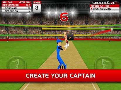 Stick Cricket Premier League - screenshot thumbnail
