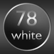 78white icons - Nova Apex Holo