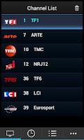 Screenshot of TVman DVB-T Player