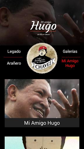 Esta historia se llama Chávez