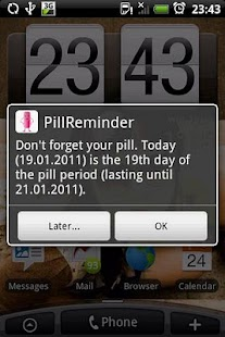 PillReminder - screenshot thumbnail