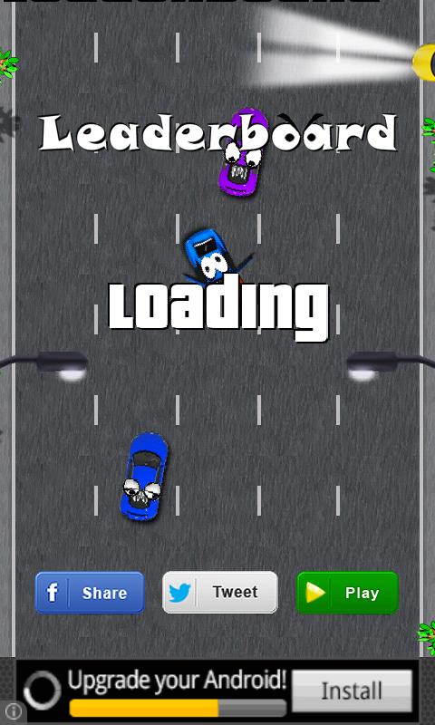 Tip Tap Racer