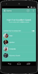 Karma WiFi - screenshot thumbnail
