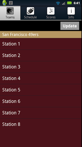 San Francisco Football Live