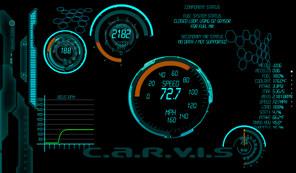 Sci fi hud torque obd 2 android apps on google play for Ebay motors app for android