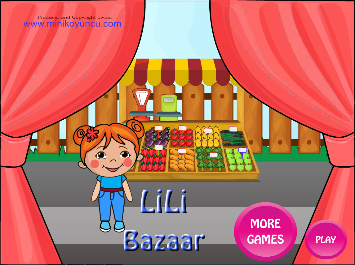 Lili Bazaar - screenshot