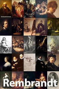 声で聴く美術館-レンブラントのおすすめ画像2