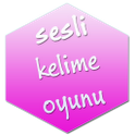 Sesli Kelime Oyunu Ücretsiz icon