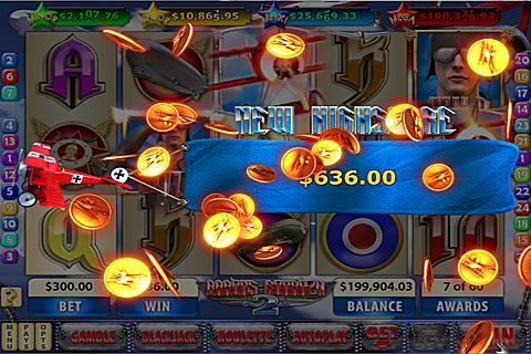 Barons Bonanza 2 Slots- screenshot