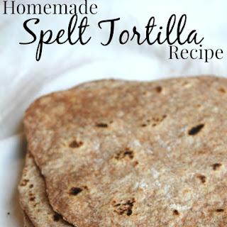 Spelt Tortilla