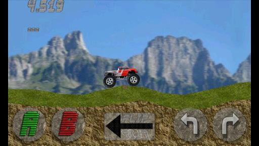 Up Hill Climb Truck Racing