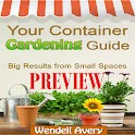 Your Container Gardening Pv logo
