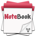 Simple NotePad-colorful notes icon