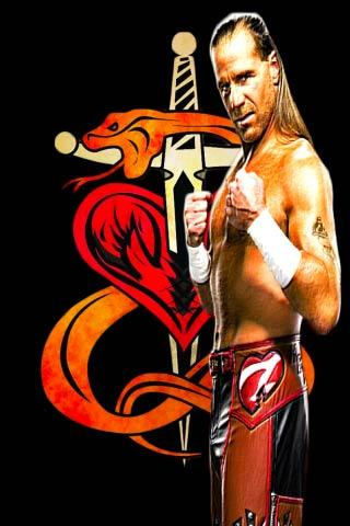Shawn Michaels Live Wallpaper - screenshot