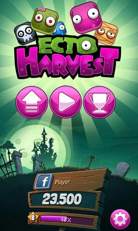 Ecto Harvest - screenshot