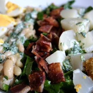 Spring Turnip Salad.