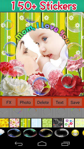 【免費攝影App】我愛媽媽相框-APP點子