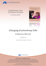 Changing a Gastrostomy Tube