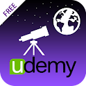 Astronomy Learning icon