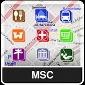 Moscow NOMADA Maps