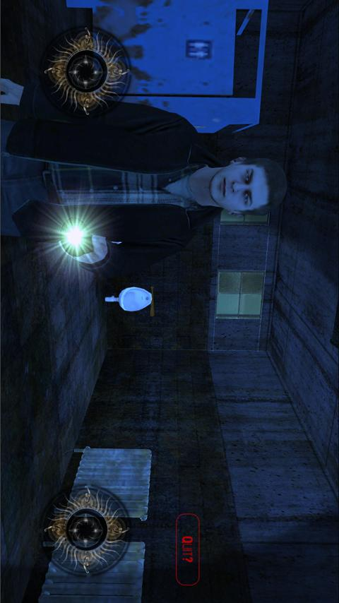 Dark Path: Broken Memories 3D - screenshot