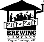 Logo for Riff Raff Brewing Co.