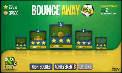 Bounce Away Brazil Premium