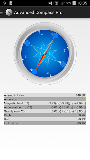 Advanced Compass Pro