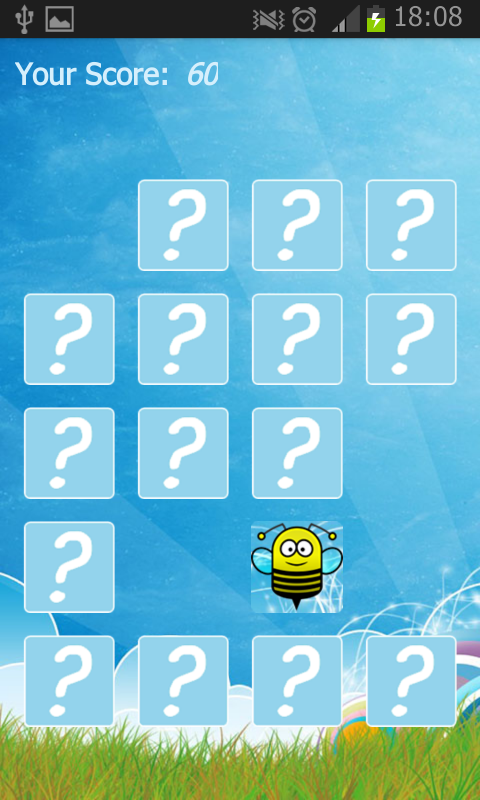 "Memory Game / Brain / ""Memory""- screenshot"