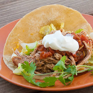 Too Easy Pork Tacos in the Slow Cooker.