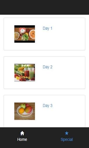 diet plan 7 days