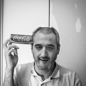 No drugs by Fabio Grezia - People Portraits of Men