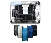 Airwolf 3D HD Printer Bundle with Filament