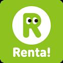 マンガをお得にレンタルRenta! icon