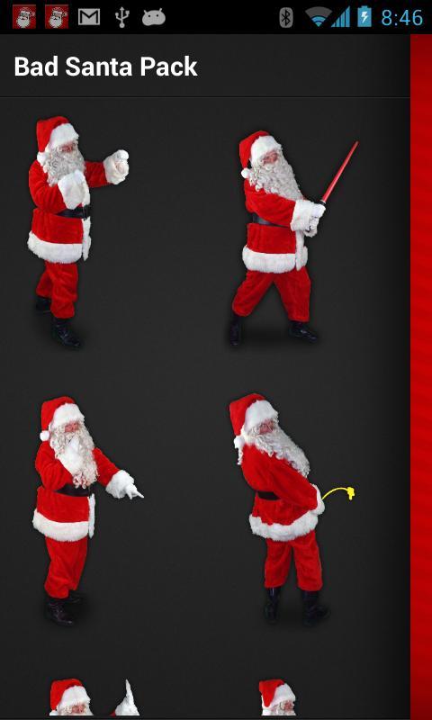 Instant Santa - screenshot