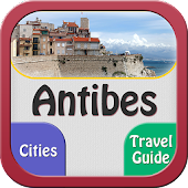 Antibes Offline Map Guide